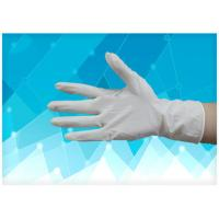 China Tear Resistance Sterile Surgical Gloves , Medical Latex Gloves CE Approved on sale