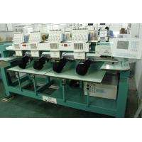 Quality 4 heads cap shirt embroidery machine for sale