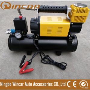 200L/Min 200psi 12V Portable Air Compressor 8L Air Tank From WINCAR Manufactures