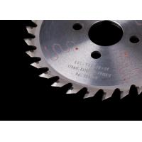 Custom High Grade Diamond PCD With Element Six Tips Diamon Circular Saw Blade 120x2.0x30mm Manufactures