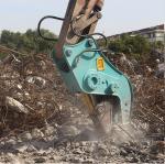 250-350l/min Hydraulic Demolition Pulverizer Bp3050r Manufactures