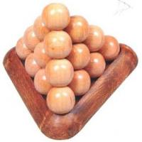 Buy cheap Brain Teasers,Wooden Puzzles, Wood Puzzles,Educational Toys from wholesalers