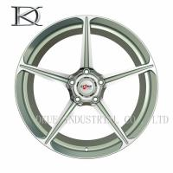 Quality 4 Hole Auto OEM Reproduction Wheels , 8 Hole OEM Aluminum Wheels High Strength for sale