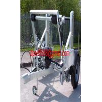 cable trailer& cable drum table Manufactures