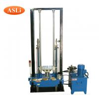 Mechanical / Hydraulic Drive Acceleration Shock Testing Machine For Impact Test Manufactures