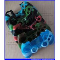 PS4 Controller Silicon Sleeve camouflage PS4 game accessory Manufactures