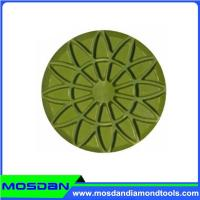 China Sunflower Floor Polishing Pad on sale