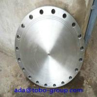 A182 ANSI B16.48 UNS 32750 / F53 1 Inch CL150 Spectacle Blind Flange Anti-rust Oil Manufactures