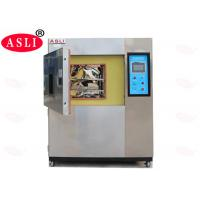 87L Air to Air 3 ozone Thermal Shock Test Chamber for Metal Plastics Rubber Manufactures