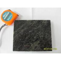 China Purple Green Granite Tiles on sale