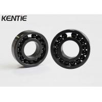 High Durability 6702 15mm Si3n4 Ceramic Bearings Self - Lubricating For Electronic Manufactures