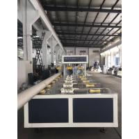 China Full Automatic Plastic Pipe Belling Machine , PVC Pipe Socketing Machine on sale