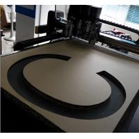 Honeycomb Letter Sign Making CNC Cutting Table Manufactures