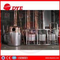 Customized 1000L Vodka Distillery Equipment Multi - Functional Manufactures