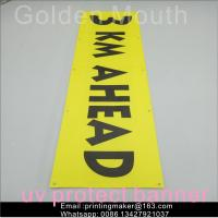 Outdoor Large Format Banner Printing Service Manufactures