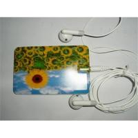 China Card MP3 player on sale