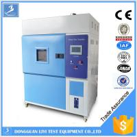 China Xenon Lamp Test Chamber Accelerated Aging Chamber Stainless Steel Environmental Test Equipment on sale