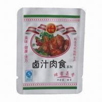 Retort Food Packaging Bag with High Temperature-resistant, Leakage and Non-breakage Manufactures