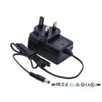 China 100 - 240Vac Ac / Dc Switching Power Supply 1.5A 18W Uk Mains For Led Strip on sale