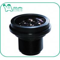 China 1/3 F1:2.0 MTV Mount Security Camera Lens HD 5MP 1.4mm CCTV 190° Wide Angle Lens on sale