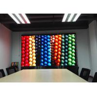 High Refresh Indoor Advertising LED Display For Meeting Room P2.5 Water
