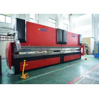 Holland DA52S 200 Ton Hydraulic 90 Degree Parts Bending Machine 3 Axis In Tandem Model Manufactures