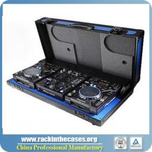 China Wholesale Shockproof DJ Flight Case for Stage Instrument Case on sale