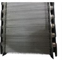 Cordweave Metal Wire Mesh Conveyor Belt for baking or conveying small parts Manufactures