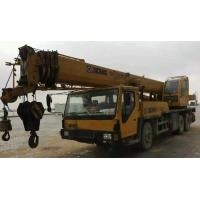 China 50T QY50K 2007 used  XCMG Truck Crane mobile crane for sale on sale
