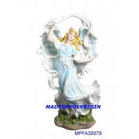 China Standing fairy,polyresin angel on sale