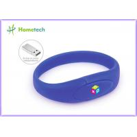 Quality Bulk 1gb Silicone Wristband USB Flash Drive Wirstband USB Stick For Promotional Gift for sale
