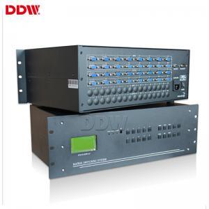 4 Split Screen Video Matrix Processor , DIV 3G-SDI Signal Output 2x3 Video Wall Controller Matrix Manufactures