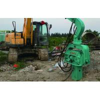 China High Accuracy Mini Pile Driving Equipment Multifunctional Silence Operation on sale