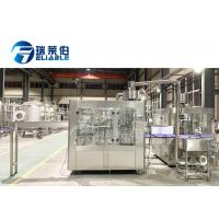 Small Pineapple Juice Filling Equipment High Hardness And Strength SS 304 Material Manufactures
