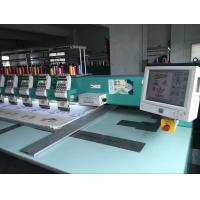 Practical Industrial Embroidery Sewing Machine High Configuration Manufactures
