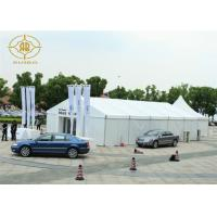 China Waterproof Aluminium Frame Tent Durable Movable Aluminum Frame Canopy Tents on sale