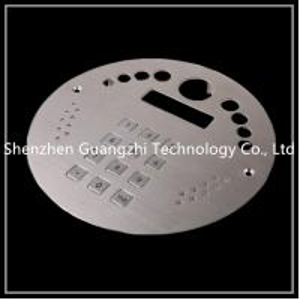 Metal Encrypted Wired Keyboard , Dustproof Telephone Number Keypad Manufactures