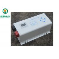 China Intelligent 2000W Pure Sine Wave Power Inverter With Ring Power Frequency Transformer on sale