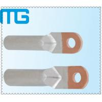 hot sale DTL-1 type Cu-Al bimetal terminal lug / Copper Cable Lugs connector Manufactures