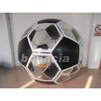 Soccer Shape Inflatable Water Walking Ball Made Of TPU Material Manufactures