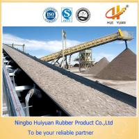 Buy cheap Black Ep Conveyor Belt for Transporting Bulk Materials from wholesalers
