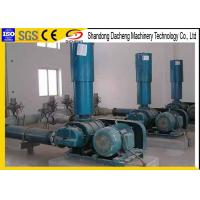 Roots Pneumatic Blowers For Sand Hauling , Powder Conveying Vacuum Roots Blower Manufactures