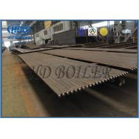 Carbon Steel Membrane Water Wall Panels For Power Plant Boiler , ASME Standard Manufactures