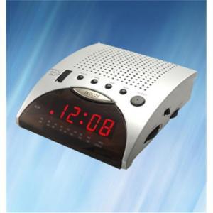 AM/FM LED Alarm Clock Radio Manufactures
