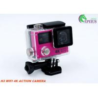 High Definition Sj4000 Waterproof Sports Action Camera With Remote Control