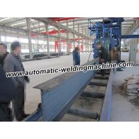 Automatic H Beam Production Line Section Steel Shot Blasting Machine Manufactures