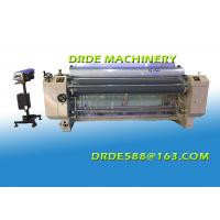 Plain Weaving Water Jet Loom Machine For Weaving Cloth / Polyester Fabric Manufactures