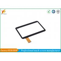Capacitive Smart Home Touch Panel Cover Glass And ITO Glass Structure Manufactures