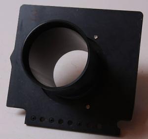 China Noritsu Lens Mount V901637 110 127x102 (5x4) BL - Minilab Part - USED on sale