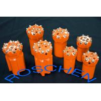GT 60 Retract Ballistic Button Bits T45 89 mm For Top Hammer Drilling Manufactures